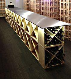 casier bouteilles de vin pour 30 fl chariots nourriture 1499 cuve bois 72cm ebay wine rack. Black Bedroom Furniture Sets. Home Design Ideas