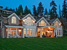 beautiful exterior
