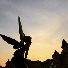 Tokyo Disney Resort - Tinker Bell:)