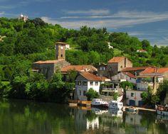 Le Portail de Gîtes, de Meublés de Tourisme & de Chambres d'Hôtes http://www.trouverunechambredhote.com/ a décidé de vous faire mieux connaître les Villes & Villages de France, aujourd'hui nous nous rendons à PENNE D'AGENAIS  dans le Département du LOT & GARONNE.