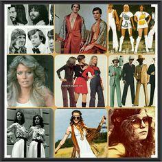 Moda anni 70...