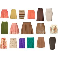 True/Warm Spring Skirts by angstgirl on Polyvore featuring Ganni, A.P.C., Orla Kiely, J.Crew, Givenchy, MARC BY MARC JACOBS, Donna Karan, Pringle of Scotland, Burberry and Carven
