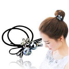 Jewelry Sets & More Hair Jewelry Spirited Lnrrabc Hollow Hair Band Cute Women Elastic Flower Headband Girls Hair Accessories For Women Headbands Accesorios Para El Pelo Vivid And Great In Style