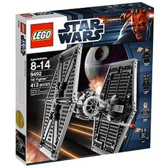 LEGO® Star Wars™ TIE Fighter™. Used to have this, should have never given it up.