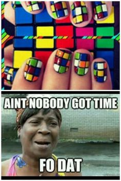 Lol. Rubiks cubes are awesome!