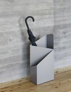 Compra en línea Via By mox, paragüero de acero revestido de polvo diseño Charles O. Job