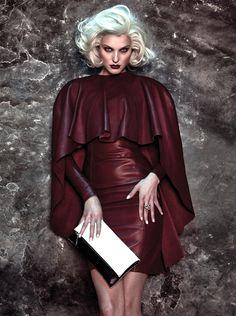 she-loves-fashion:  Iveta by Chesco Lopez 2013