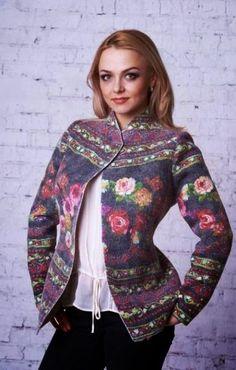by Natalia Leletskaya from Zaporizhia Ukrainian beauty folk fashion
