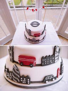 london wedding cake http://www.babbphoto.com/
