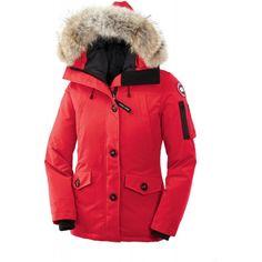 Du style, de la couleur et du confort?: le Manteau Montebello de CANADA GOOSE !/ CANADA GOOSE's Montebello coat