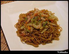 Yakisoba (receta)