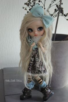 Pullip RARE CELSIY Dress Full Outfit Blythe Pure Neemo Azone Groove Doll 1/6 - Google Search