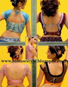 all Indian blouse pattern