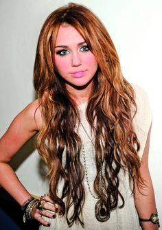Miley Cyrus Hair Short New Red Design 500x712 Pixel