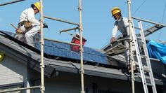 Solar Panel Installations Nearing Critical Mass