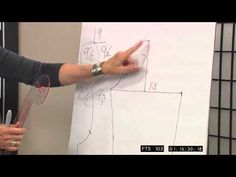"""▶ """"Fit 2 Stitch"""" Session 103 - The Sleeve. Up, Down and All Around - YouTube"""