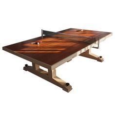 Table Tennis - big love of mine.