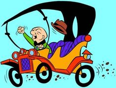 If you were born in 1964, that fall NBC trying to catch up to the hit the Flinstones was, brought out a new cute animated TV show - The Famous Adventures of Mr. Magoo with the great Jim Backus continuing as the voice of Mr. Magoo - it only lasted the one season but Mr. Magoo was already a fav of boomers from other TV and movie theater Magoo cartoons.