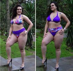 Lehona plus Size fashion of bikini trend 2012 Plus Size Fashion of Bikini Trend 2012 in Brazil newsfashiontrend. Plus Size Bikini, Plus Size Swimwear, Brazil Beaches, Dark Skin Girls, Best Dating Sites, Moda Plus Size, Trends, Man Photo, Bikini Models