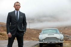 Daniel Craig: New 'Skyfall' Pics!: Photo Scope out the new promo pics from the upcoming James Bond movie, Skyfall! The Sam Mendes-directed flick, which opens November stars Daniel Craig, Javier Bardem,… James Bond Skyfall, James Bond Auto, New James Bond, James Bond Movies, Daniel Craig James Bond, Daniel Craig Skyfall, Craig Bond, Craig 007, Lifestyle