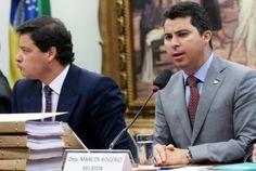 Relator pede cassação de Cunha por quebra de decoro parlamentar - http://po.st/AUTi9b  #Política - #Cassação, #Cunha, #Depoimento