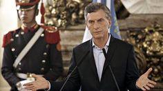 """Mauricio Macri: """"Nos pusimos de acuerdo para pagar la deuda histórica con los jubilados comenzamos un camino nuevo"""""""
