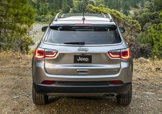 Jeep Compass 2017: Heckansicht Ford F150 Raptor, Ford Bronco, Jeep Compass Sport, Cool Car Pictures, Electric Truck, Compact Suv, Zoom Zoom, Nice Cars, Vroom Vroom