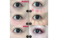 意外と知らない人多し! クマを簡単にカバーする方法 in 2020 Body Makeup, Eye Makeup, Asian Makeup Tips, How To Make Hair, Make Up, Make Beauty, Face And Body, Health Tips, Beauty Hacks