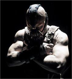 Bane dans The Dark Knight Rises... Hâte !!!!