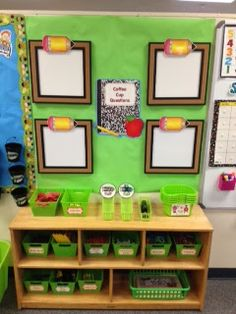 Cute classroom set-up!!