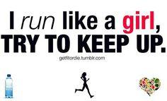 ♥ running