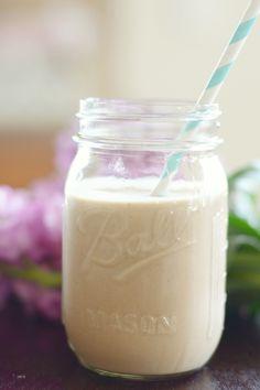 Chocolate Coconut PB Protein Shake