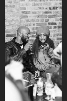 Common x Erykah Badu= Black Excellence