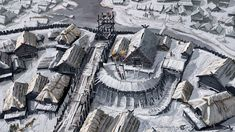 "ArtStation - Ancient city, concepts for the movie ""He is dragon"" 3., Valeriy Zrazhevskiy"