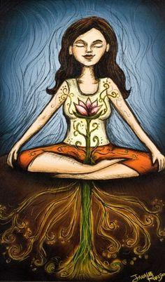 Looking for Spiritual or Emotional Guidance and Healing? Through my Shamanic Reiki Sessions, I help you gain clarity, direction and healing. Reiki, Kundalini Yoga, Guided Meditation, Grounding Meditation, Pranayama, Earthing Grounding, Chakras, Namaste, Yoga Kunst