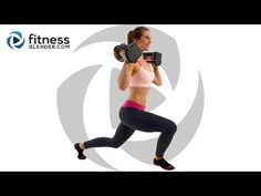 21.09. : Quick Sweat Lifting Session: 10 Minute Butt and Thigh Workout | Fitness Blender