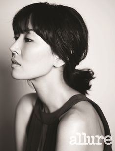 Kim So Yeon in Allure Korea August 2012