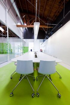 Design Your Office with colorful floor :) #modernofficedesign