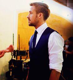 fuckyeahmcgosling:    Ryan Gosling, on the set of 'Only God Forgives'