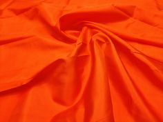 Strong Red Mulberry Silk Fabric/100% Pure Silk Fabric, plain silk fabric made with hand Woven, Fabric by the yard. by TheSLVSilks on Etsy Dupioni Silk Fabric, Raw Silk Fabric, Woven Fabric, How To Dye Fabric, Cool Fabric, Natural Protein, Silk Bedding, Orange You Glad, Red Silk