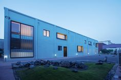 Big Fish & Begonia Film Studio / hyperSity Architects