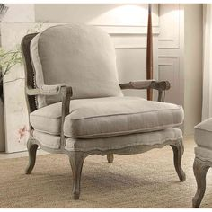 Parlier Accent Chair - Natural Homelegance