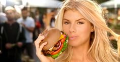 Charlotte McKinney, 'Next Kate Upton,' Appears In Carl's Jr. Super Bowl Ad | Charlotte McKinney
