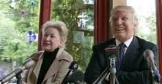 Trump Just Revealed A Huge Secret About His Family's Past, What I Saw Left Me Speechless