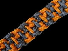How to make a DigiCam Paracord Bracelet