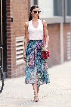 Miranda Kerr's Style always sophisticated. Miranda Kerr | www.breakfastwithaudrey.com.au