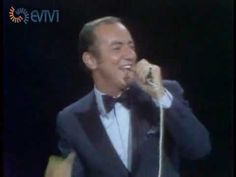 Bobby Darin - Mack the Knife (Live 1970)    You really get to see Bobby's sense of humor in this video. He seems very relaxed.
