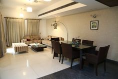 Imperial Apartments Gurgaon New Delhi and NCR, India Fully Furnished Apartments, Serviced Apartments, Free Gas, Own Home, This Is Us, Ceiling Lights, Table, Asia, Furniture