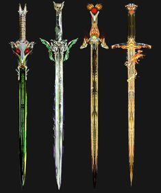 DeviantArt is the world's largest online social community for artists and art enthusiasts, allowing people to connect through the creation and sharing of art. Fantasy Sword, Fantasy Art Men, Fantasy Armor, Fantasy Weapons, Medieval Fantasy, Max Steel, Cool Swords, Anime Ninja, Ajin Anime