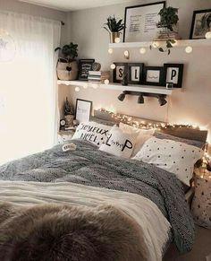 Cool Teen Bedrooms, Kids Bedroom Sets, Room Ideas Bedroom, Girls Bedroom, Bed Room, Master Bedroom, Master Suite, Diy Bedroom, Comfy Bedroom
